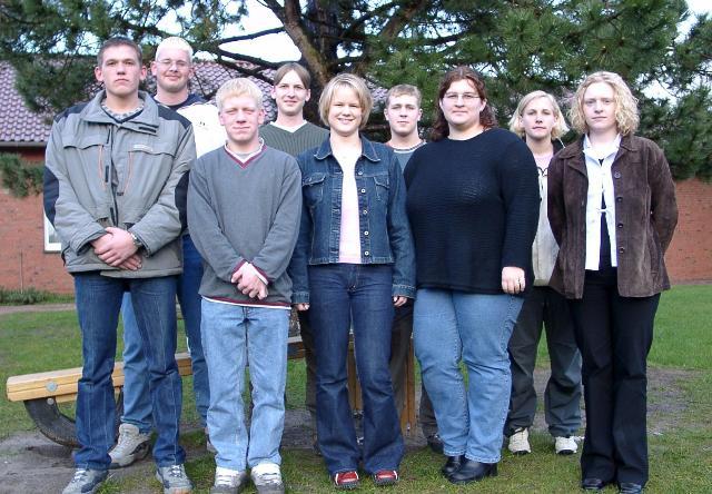 KLJB-Vorstand 2001-web640