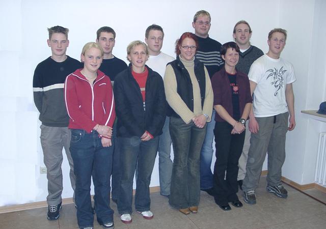 KLJB-Vorstand 2003-web640