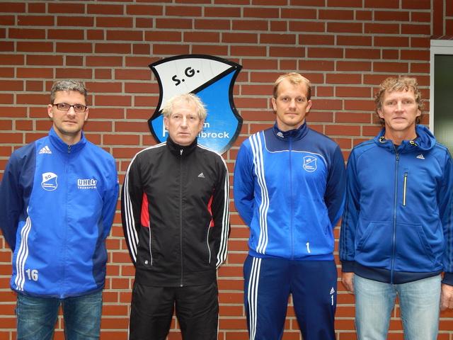 Neue Trainer SG W-H