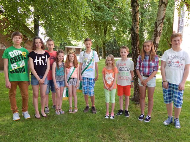 Kinderkönigsthron 2014