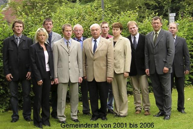 Gemeinderat 2001-2006_web640