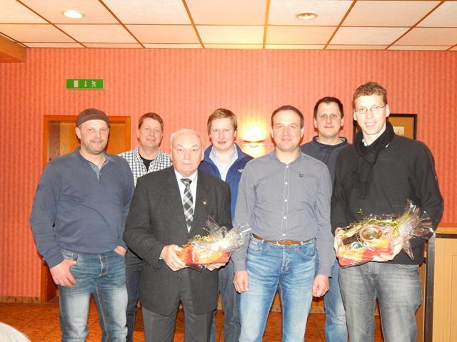 Landwirtschaftl Ortsverein Hasselbrock GV und Redner (Copy)