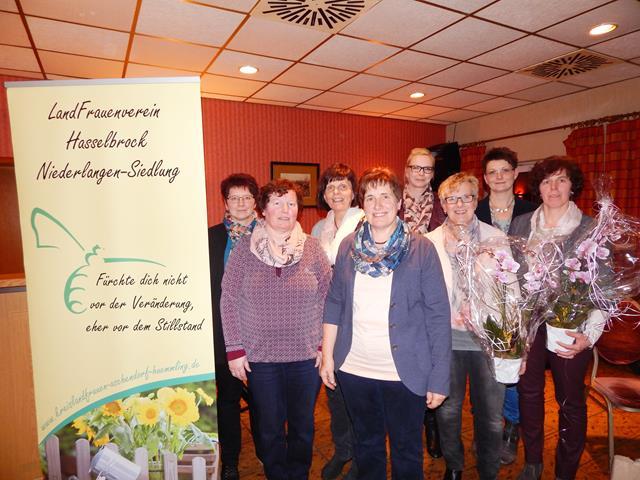 Landfrauen Hasselbrock Generalversammlung (Copy)