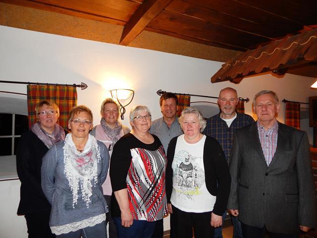 Heimatverein Walchum-Hasselbrock Generalversammlung (Copy)