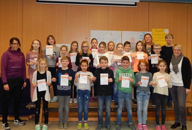 Grundschule Walchum Sportabzeichen (Copy)