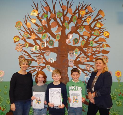 Lesewettbewerb Grundschule Walchum (Copy)