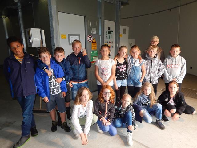 Höfetour Grundschule Walchum Foto 02
