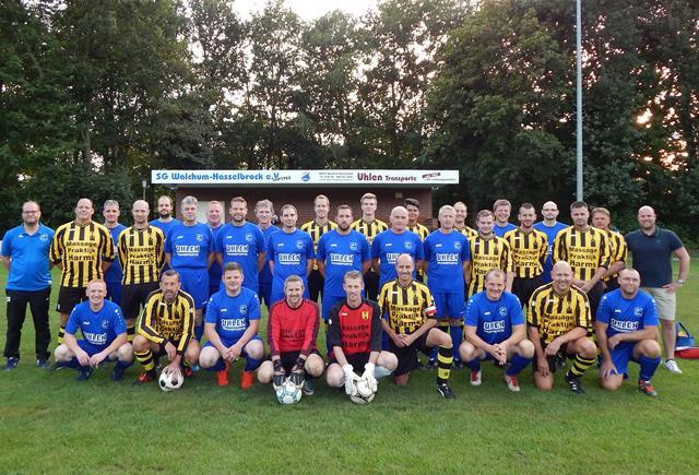 Internationales Fußballspiel SG WH und Sellingen (Copy)