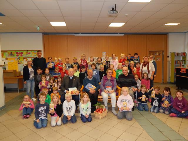 bundesweiter Vorlesetag in der Grundschule Walchum (Copy)