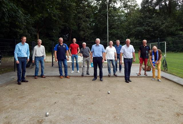 Neuer Boule-Platz in Hasselbrock (Copy)